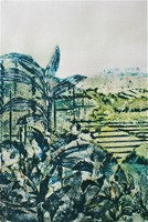 Collagraphs at The Curwen Print Centre
