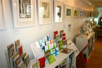 Last day of Cambridge Open Studios today