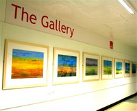 Exhibition at Addenbrookes Hosptial