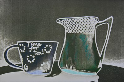 Jo Tunmer Time For Tea print
